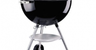 Weber One-Touch Silver Grill Review